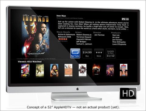 Apple iTV már a nyáron?