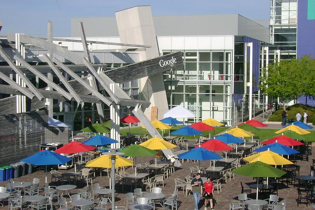 Googleplex kampus