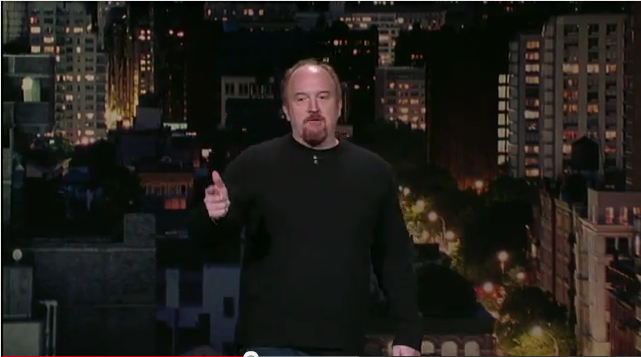 "Louis C.K. Runs Another Five Dollar Special ""Word: Live At Carnegie Hall"""