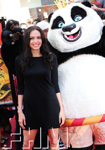 DVD Release of 'Kung Fu Panda' and Debut of 'Secrets of the Furious Five', Los Angeles, America  - 09 Nov 2008