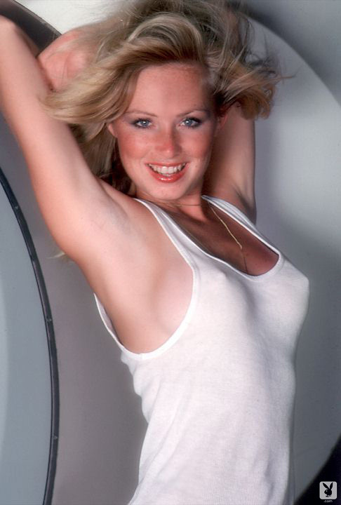 PLAYMATE OF THE MONTH OCTOBER 1978 - MARCY HANSON