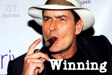 winning-sheen
