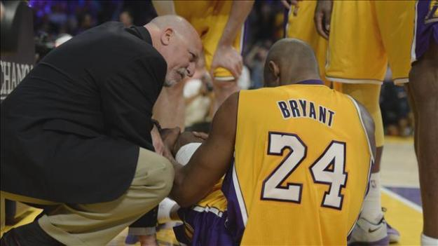 Kobe Bryant likely out 6-9 months 11