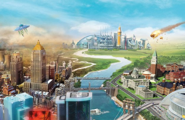 SimCity Coming to Macs on June 11