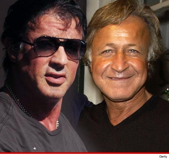 SLY STALLONE Settles Legal Beef With 'Celeb' Contractor