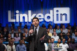 LinkedIn CEO: We're so much more than a Rolodex