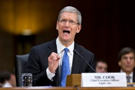 C.E.O. Denies That Apple Is Avoiding Taxes