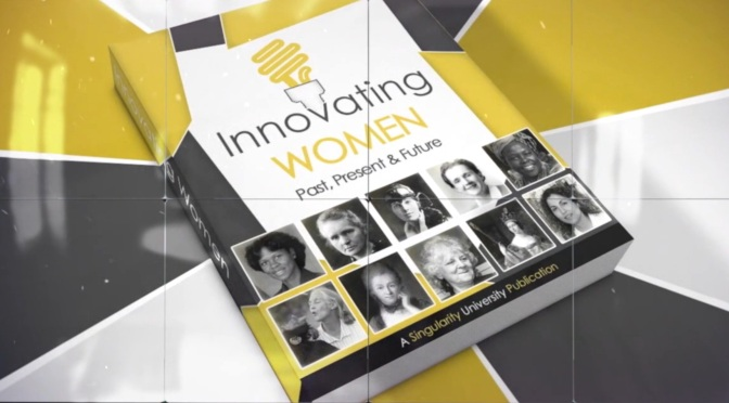 Innovating Women Leaning In to Tell Their Own Stories