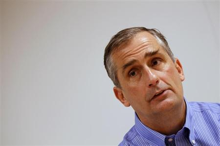Intel picks insider as CEO, dashing hopes for shakeup