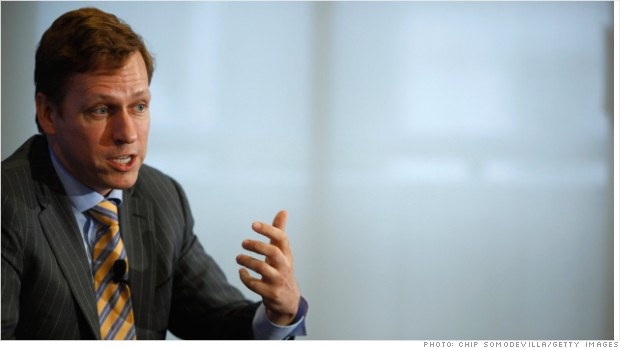 Peter Thiel- Twitter will outlast the New York Times