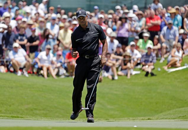 Sergio Garcia rips Tiger Woods