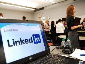 Tech stocks- LinkedIn sinking