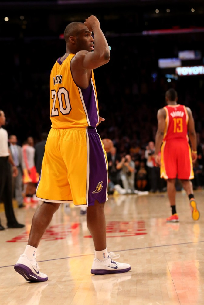 Underrated Shooting Guard Jodie Meeks Will Be Back With The Los Angeles Lakers Next Season