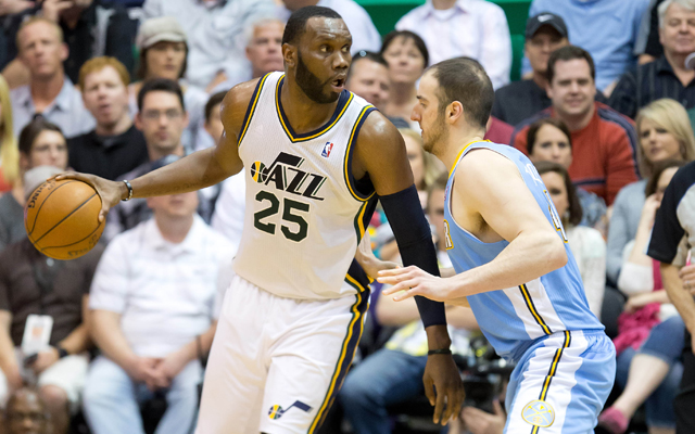 Al Jefferson Verbally Agrees To Three Year Deal With The Charlotte Bobcats