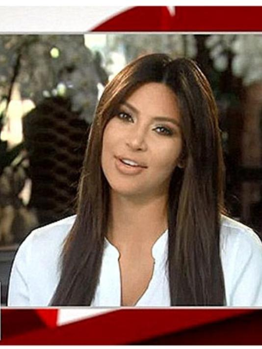 Kim Kardashian breaks silence, is 'loving life' at home !!!!