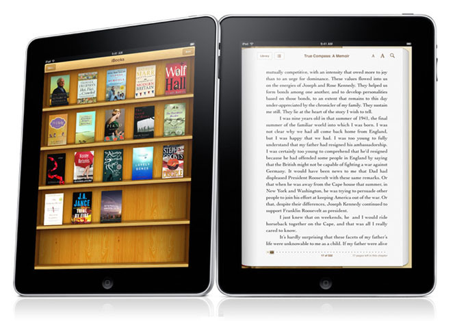 Apple Inc. (AAPL) Fires Back In E-book Case !!!