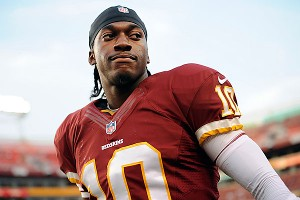 RG III feels fully recovered !!!  (REPORT)