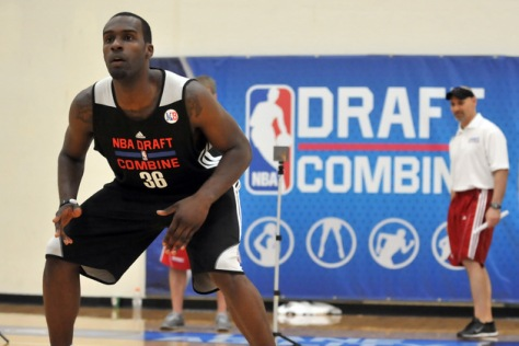 2013 NBA Draft Combine, Day 2