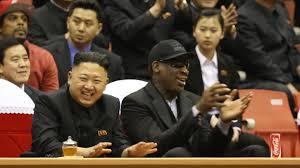 Dennis Rodman plans N. Korea return
