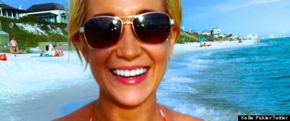 Kellie Pickler's Bikini Body Graces Twitter !!!  (PHOTO)