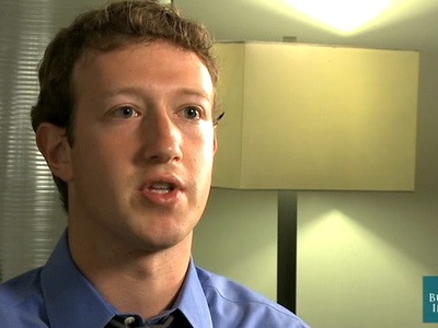 Mark Zuckerberg, Facebook & The Internet