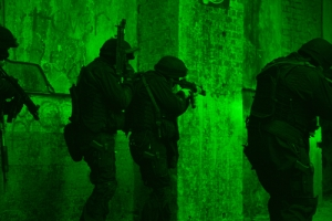 the night vision technology evolution